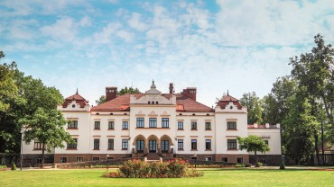 Rokiškis Manor. The Face of the Evolution of Lithuanian Architecture