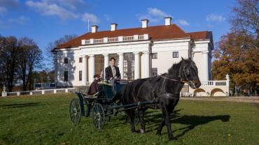 The Living History of Pakruojis Manor