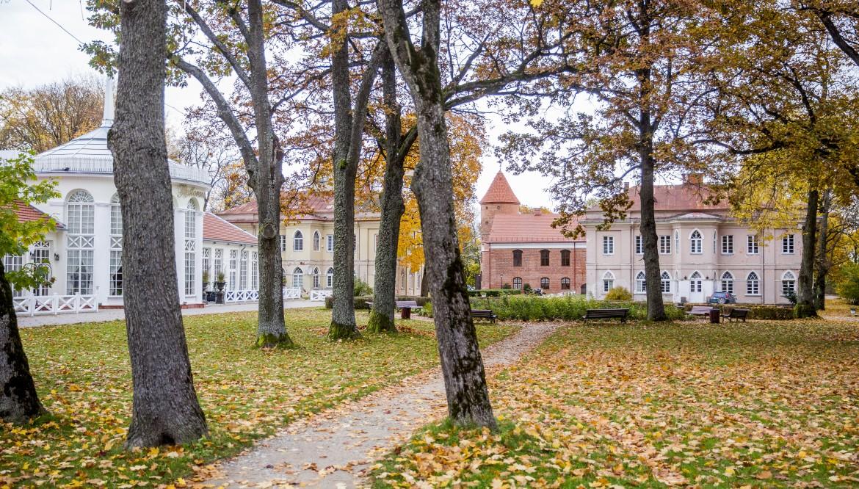 Raudondvario dvare išsaugotos grafų kultūros tradicijos