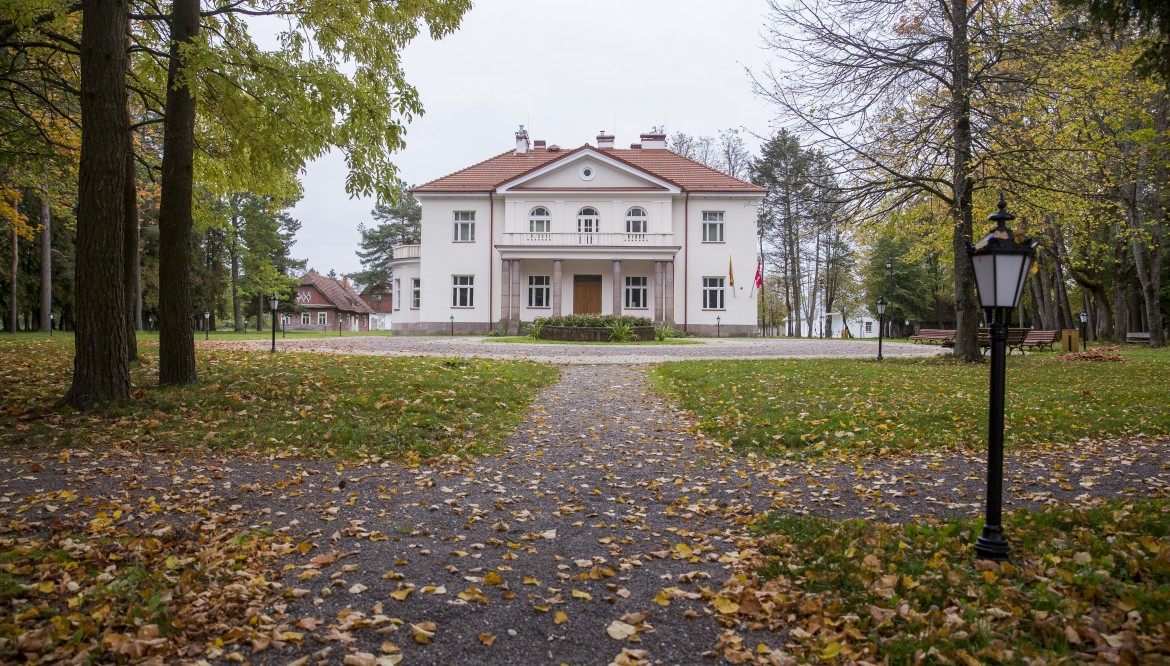 To Užugiris Manor – in the footsteps of President Antanas Smetona